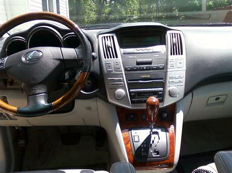 lexus rx  interior pictures cargurus