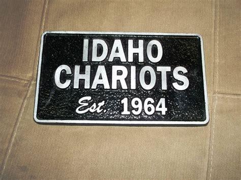 Η γυναίκα μου και εγώ την σταματήσει μετά τα ψώνια για να δείτε όλα όσα σας χωρίς κόπο. Idaho Chariots - Home | Facebook