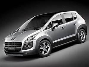 Modele Peugeot : peugeot 3008 suv 3d model ~ Gottalentnigeria.com Avis de Voitures