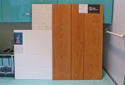 subway tile paneling 12 wall panels that look like brick and i dig it