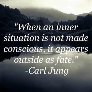 Carl Jung Quotes On Destiny. QuotesGram