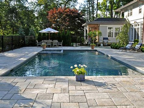 Love The Paver Decking..
