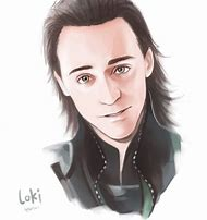 Loki Avengers Fan Art