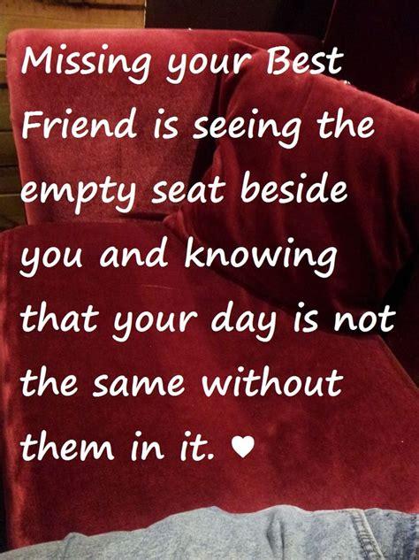 missing  friend quotes quotesgram