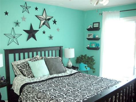 HD wallpapers peinture chambre turquoise