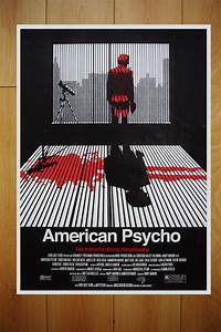 American Psycho - Movie Poster on Behance