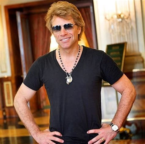 Jon Bon Jovi Receives His Honorary Doctor Music Degree