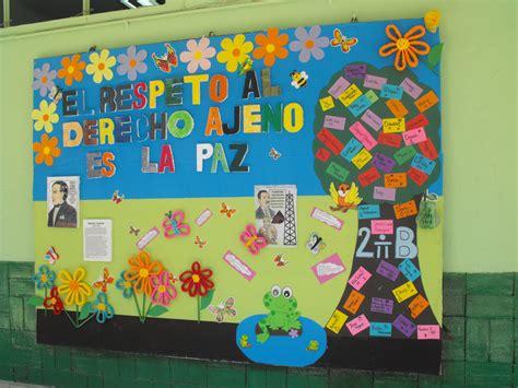 periodico mural mes de abril 13 imagenes educativas