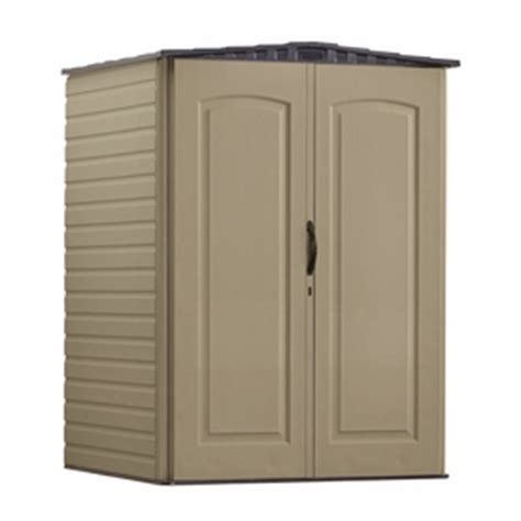 Rubbermaid Roughneck Shed Accessory List by Shop Rubbermaid Roughneck Gable Storage Shed Common 5 Ft