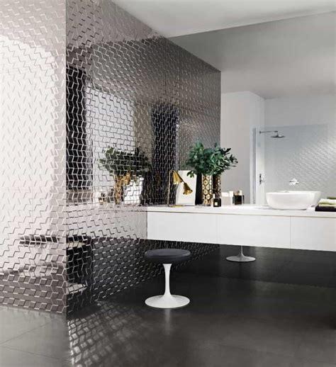 amazing bathroom  mounted vanity   ceramic tiles