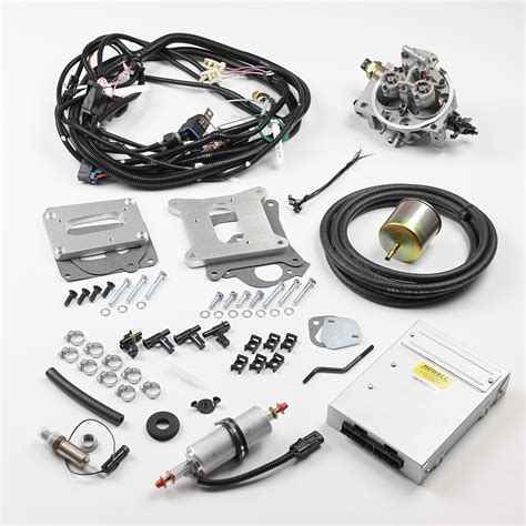 Howell Fuel Injection Wiring Harnes by Howell Efi Announces Mopar Tbi Kit Offerings Howell Efi