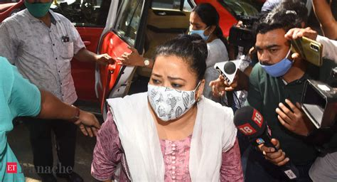 Comedian Bharti Singh arrested by NCB in drug case - The ...