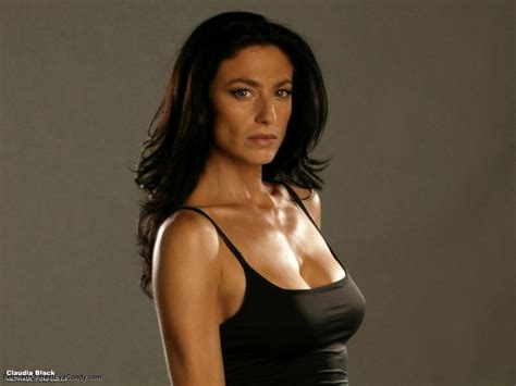 Claudia Black Images Claudia Black Hd Wallpaper And Background Photos (35279949