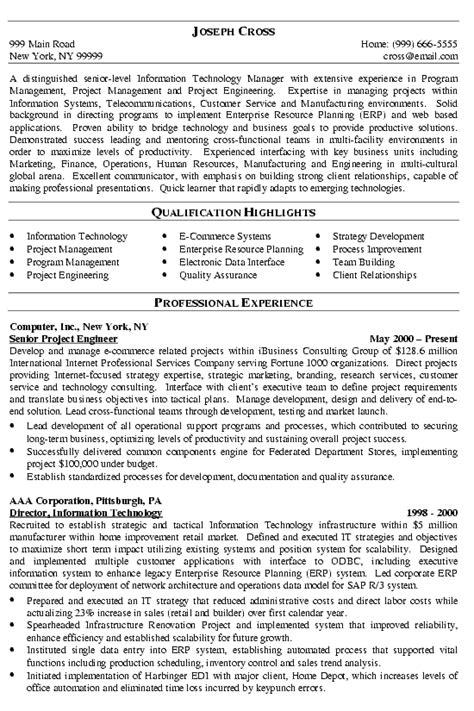 manager resume samples sample resumes