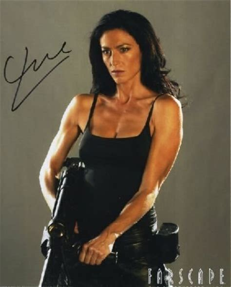 claudia black sexy sexy claudia black signed 8x10 photo reprint
