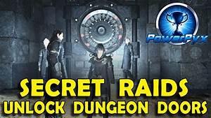 Dungeon Doors How To Open The Hidden Doors Inside Final