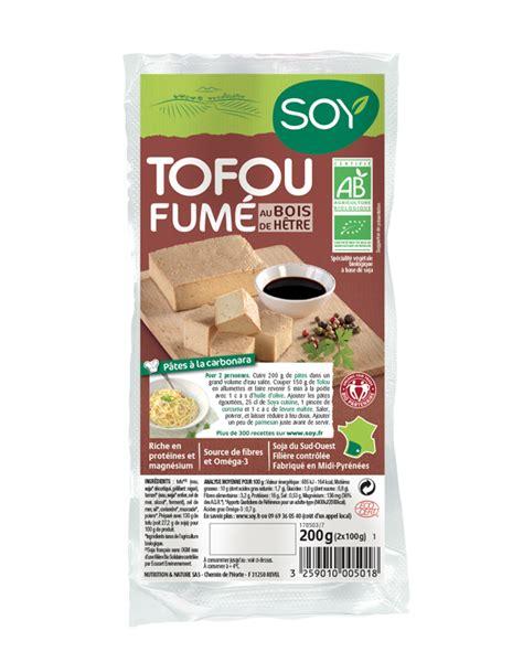 comment cuisiner du tofu tofou fumé soy