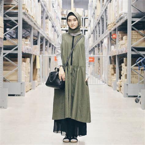 model hijab terbaru  simple modern elegan