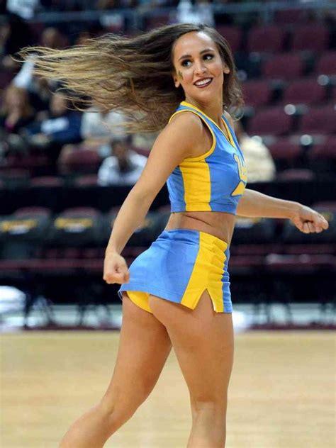 times  ucla cheerleaders showed