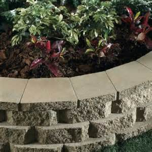 Retaining Wall Cap Blocks