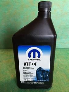 Mopar Atf 4 Automatic Transmission Fluid - 05013457aa