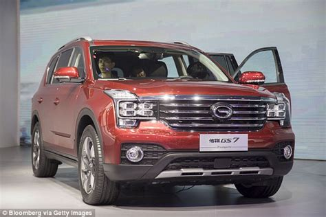 More Kitchens From Sports Car Makers by Car Maker Trumpchi To Change Its Name Daily Mail