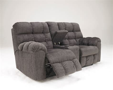 microfiber reclining sofa with console recliner loveseat genuine leather reclining loveseat sofa
