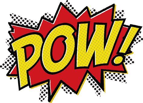 Pow Clipart Batman Clipart Pow Png