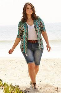Summer Plus Size Outfits - curvyoutfits.com