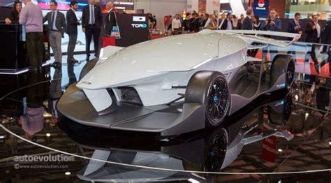 ed torq  worlds  driverless race car shows