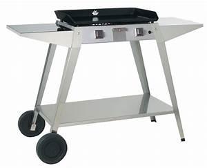 Chariot Plancha Forge Adour : chariot inox forge adour pour plancha baiona 600 ~ Nature-et-papiers.com Idées de Décoration