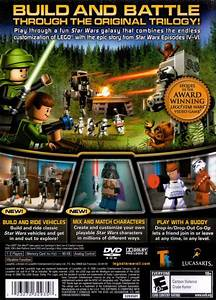 Lego Star Wars Ii The Original Trilogy Box Shot For