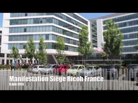 siege social total manifestation au siège ricoh du 5 juin 2013