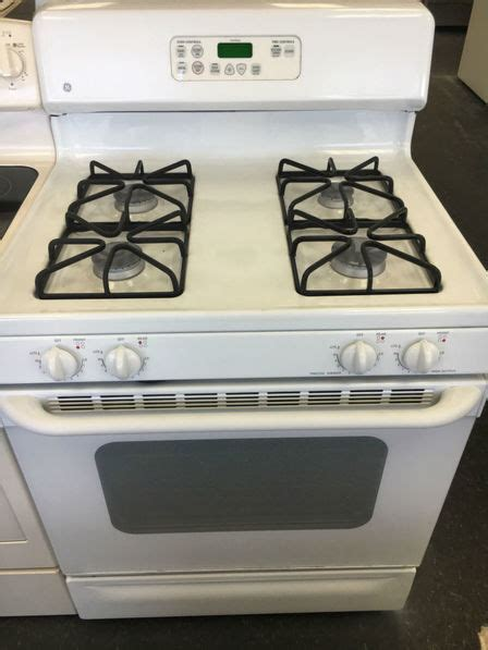 used gas range for used gas stoves pg used appliances 8769