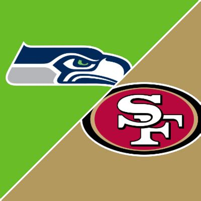 seahawks  ers game summary december   espn