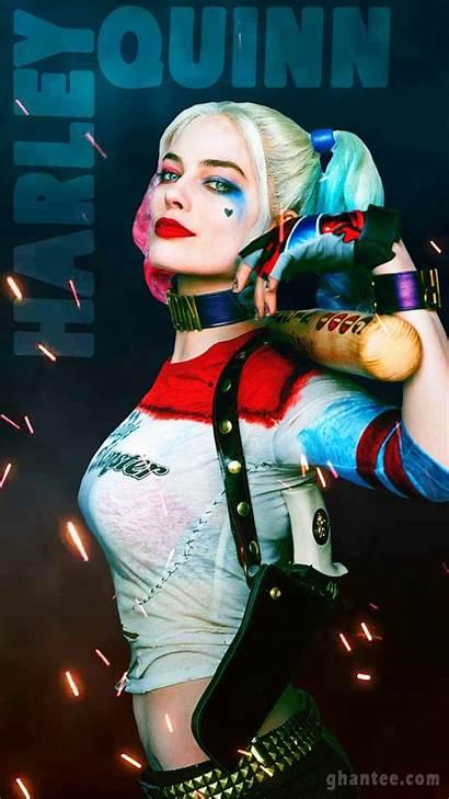 Quinn Harley Margot Robbie Squad Mobile Suicide