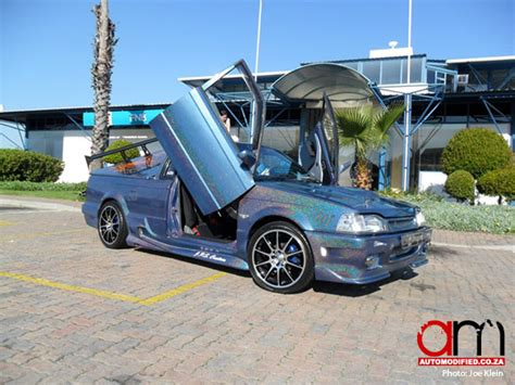 Modifying Cars In South Africa by Lil Custom Bantam Bakkie Automodified