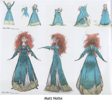 Dream Catcher — lillithblackwell: Merida, Brave Concept ...
