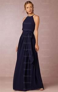 unique navy blue long bridesmaid dress bnnde0012 bridesmaid uk With navy blue long dress for wedding