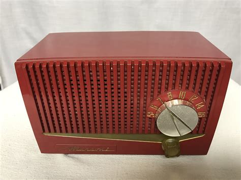 1950's Marconi Tube Radio With Bluetooth input.   Antique ...