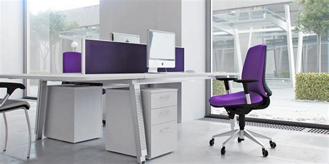 modern bureau captivating modern office chair with purple fabric