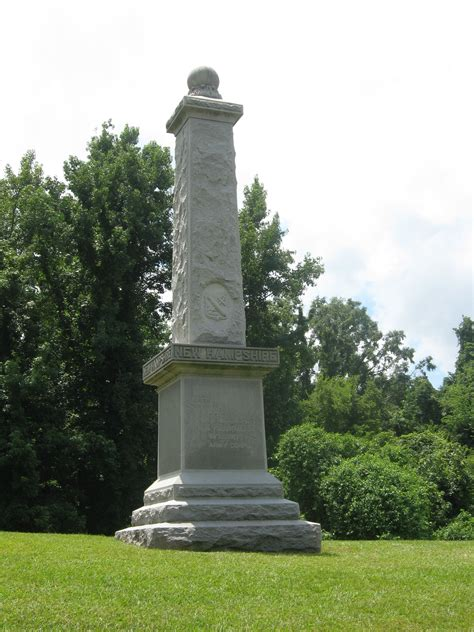 the union state memorials at vicksburg national