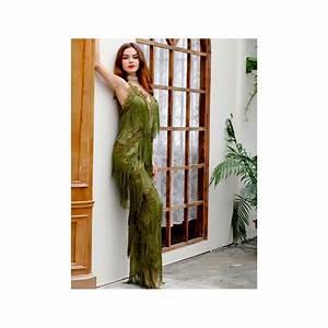 Pantalon De Soiree Chic : combinaison vert chic combinaison femme soir e cocktail combinaison femme chic combinaison ~ Melissatoandfro.com Idées de Décoration