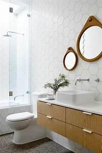 les 25 meilleures idees de la categorie miroirs ronds sur With carrelage adhesif salle de bain avec spot led encastrable faible profondeur