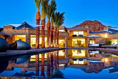 refined modern estate arizona arizona luxury homes mansions sale luxury portfolio