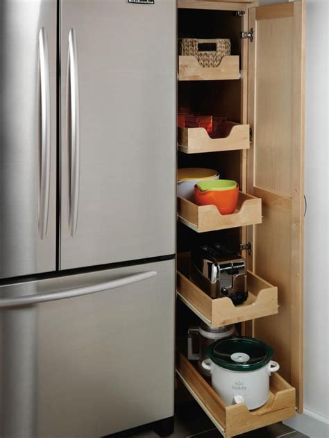 Best 25+ Kitchen Appliance Storage Ideas On Pinterest