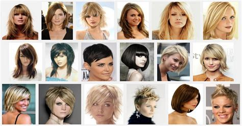 types  female haircuts popular