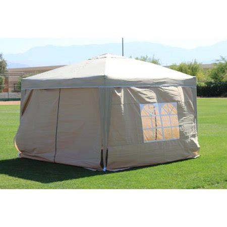 palm springs ez pop  sand canopy gazebo tent   side walls  walmartcom