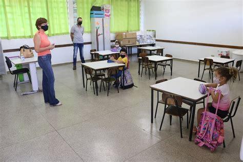 Alunos de Chapadão do Sul retornam as salas de aulas na ...