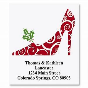 holiday heels select label current catalog With current christmas labels